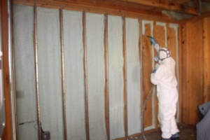 Blue Barn Studio - Insulation