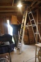 Blue Barn Studio - Insulation